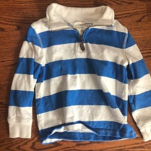 Jcrew boys stripe pullover